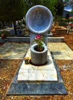 Can Yücel'in Mezarı - Datça