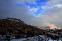 Mardin'de Kar Zamanı