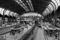 Hamburg  Tren Gar'�