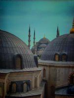 Ayasofyadan Sultanahmet