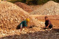 Çin'de Madenciler