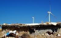 Orda Bir Köy Var Elektrik Yok