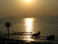 Kuşadası- Güzelçamlı Güneşin Batışı
