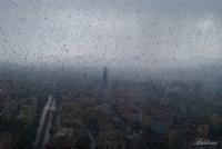 Yağmur Altında...