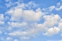 Bulutlar Ve Gökyüzü...