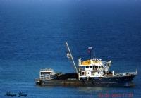 Bir Balıkçı Teknesi