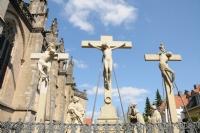 Almanya, Xanten Sehrinde Bir Katedral,2