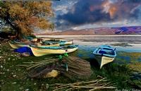 Gölyazı Kayıkları