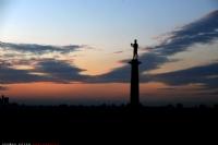 Belgrad'ta Gün Batımı
