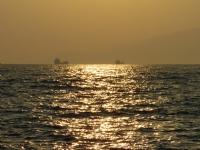 Yakamoz Ve Gemiler