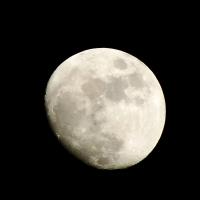 Aksam Üstü Ay Cekimi