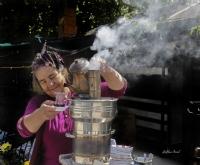 Kadın Çaycı