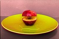Bir Elmanın İki Yarısı