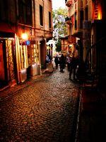 Biri Var İstanbul Sokaklarında Yalnız Dolaşıyor.