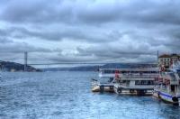 Yağmurlu Güne Merhaba İstanbul