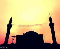 Konya Da Bir Camii