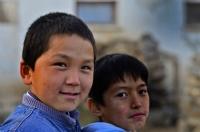 Kırgız Çocuklar
