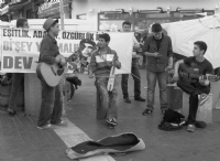 Sokak Müzisyenleri-kadıköy