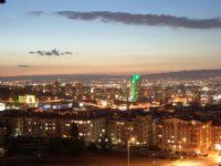 Ankarada Gün Batımı
