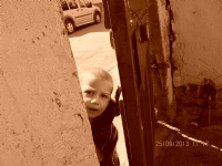 Sokaktaki Çocuk
