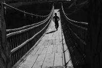 Köprüden...