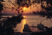 Salacak'tan Günbatımı