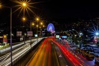 İzmit'ten bir gece çekimi - Fotoğraf: Murat Orhan