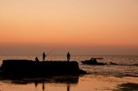 Pembe Kayalıklar Balıkçılar..