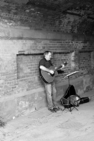 A Guitarist Under The Bridge