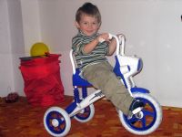 Bisiklet İlk Mutluluk