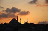 Bir Silüettir İstanbul
