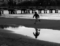 Koşmak...