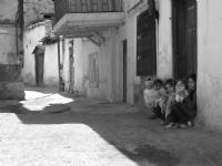Ankara Kalesindeki Çocukluk Halleri