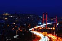 Yeni Çamlıca Camisi Ve Boğaz Köprüsü