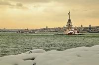 Kış Denizi Sakinliği