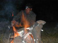 Odun Ateşinde Mangal