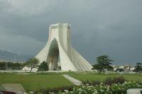 İran - Tahran İslam Devrimi Anıtı