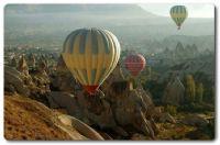 Balonla Kapadokya