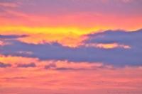 Rengarenk Gökyüzü