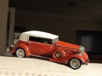 """Miniciks Hayatlar """"1933 Cadillac Fleetwood"""""""