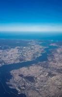 Havadan İstanbul Manzarası, Üçü Bir Arada