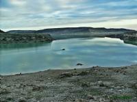 Tarsus Baraj Gölünde Günbatımı