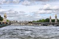 Paris Le Pont Neuf Köprüsü