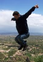 Kapadokyaya Yukarıdan Bakış :d