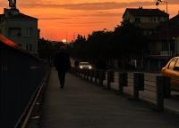 Günbatımı Güzeldir Ama İçinde Sensizlik Olmasa