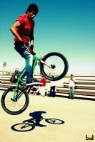 Bmx Rider..
