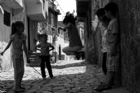 Diyarbakır Hançepekte Çocukluk