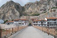 Amasya Köprüden Görünüş