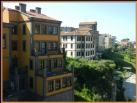 Tarihi Ortahisar Evleri