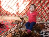 Kırgız Çocuğu